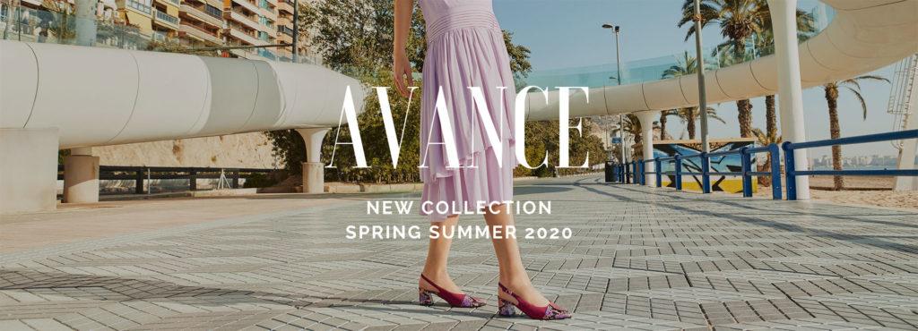 AVANCE nueva colección jonishoes