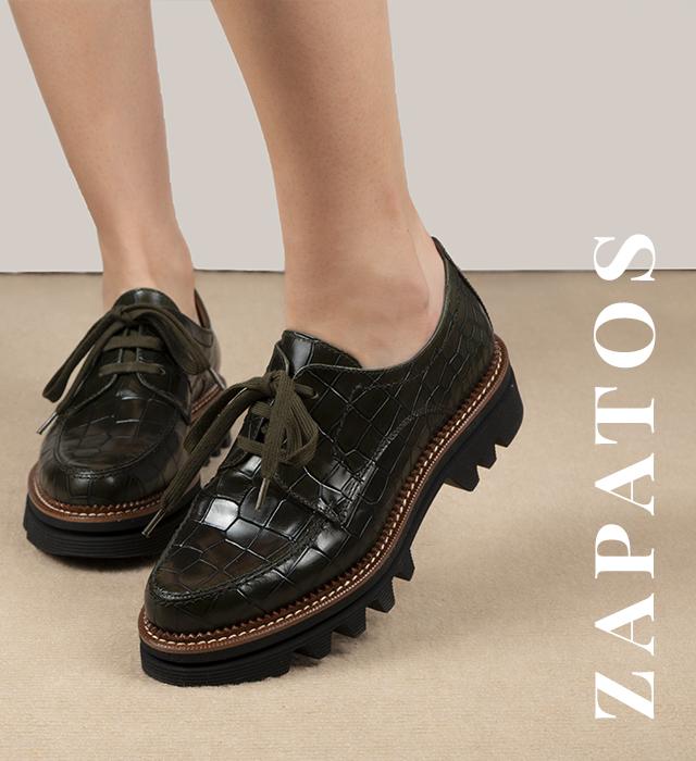 zapatos de señora otoño invierno
