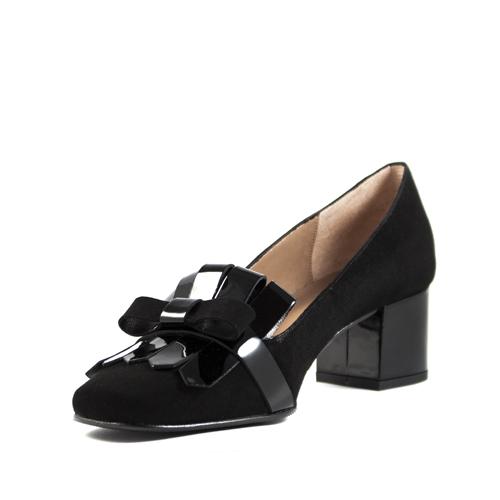izq zapato ante ante zapato noir | joni chaussures 905efa