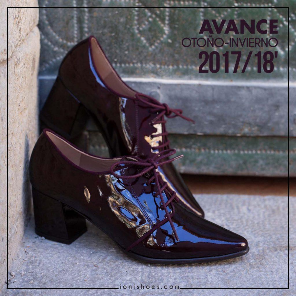 09507eb6801 Tag Archives  nueva colección zapatos otoño invierno