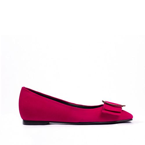Fucsia zapatos