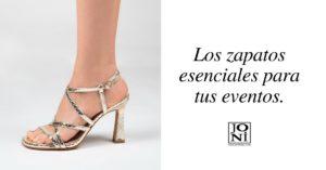En este caso os mostramos una de nuestras sandalias más especiales, perfectas para los looks más especiales de eventos. Recuerda apostar por la comodidad de un zapato hecho en España.