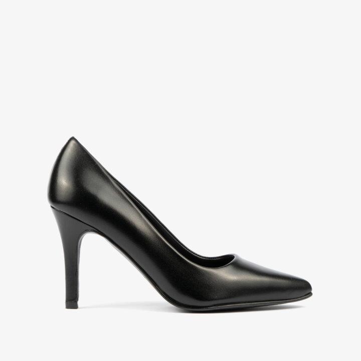 Zapato Salón negro 17540