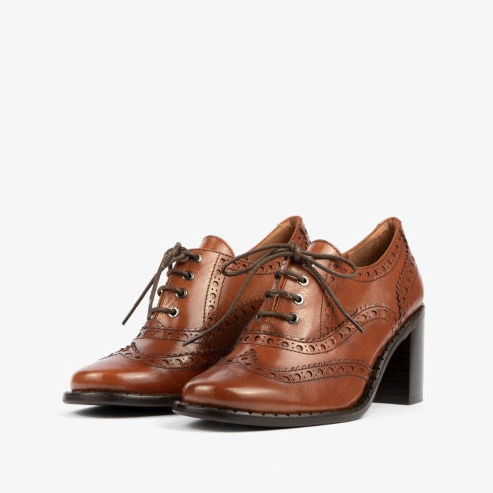 Zapatos con tacón 21420